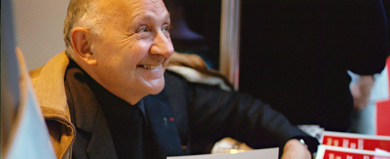Joseph Wresinski fondateur d'ATD Quart Monde