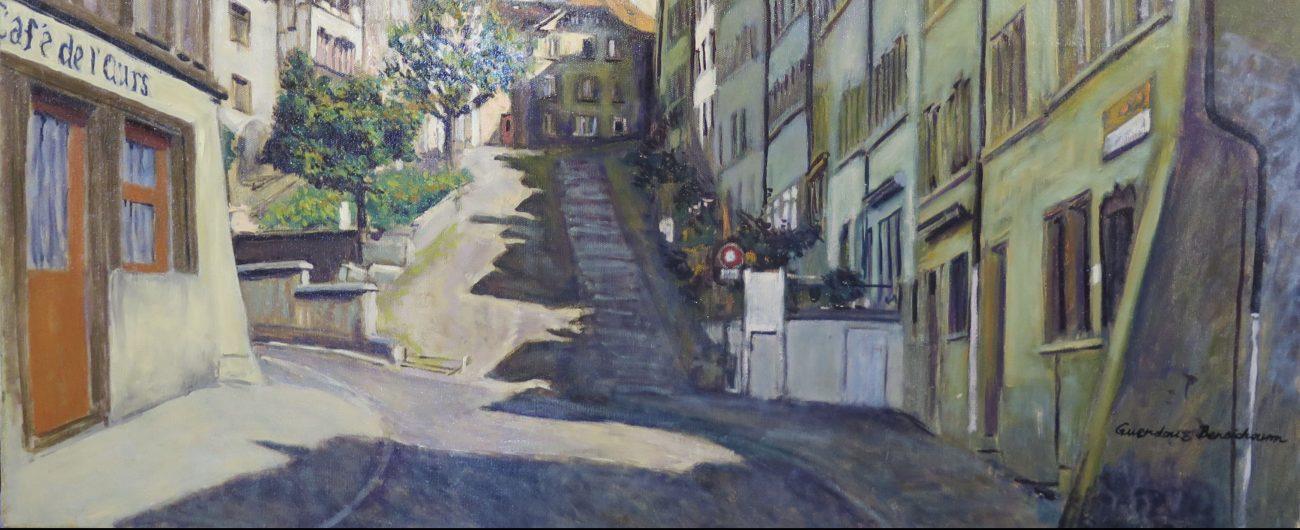 Fribourg - Pivot culturel